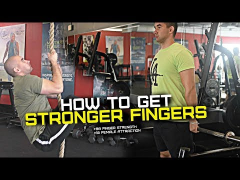 Armwrestling Training #4 Fingers And Grip