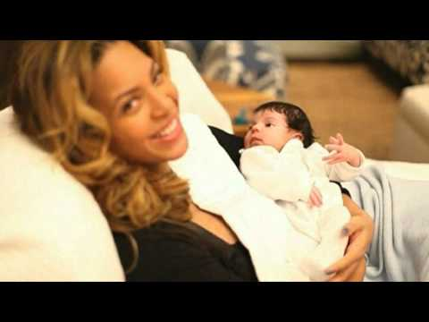 Beyonce and Jay-Z's baby Blue Ivy Carter photographed