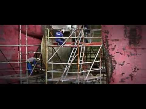 DAMEN Shiprepair Brest - LNG LIBRA