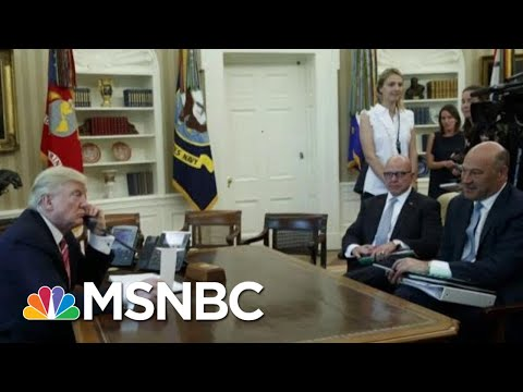 Bob Woodward Book A 'Devastating' Portrait Of President Donald Trump WH | Morning Joe | MSNBC