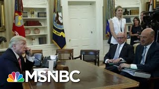 Bob Woodward Book A 'Devastating' Portrait Of President Donald Trump WH | Morning Joe | MSNBC