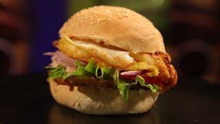 Рецепт недели: омлет-бургер