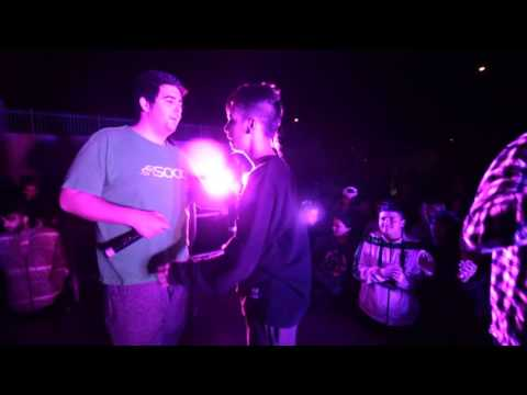 COLETIYAS VS LOR-K - OCTAVOS - GOLD BATTLE REGIONAL ALMERIA - 2016