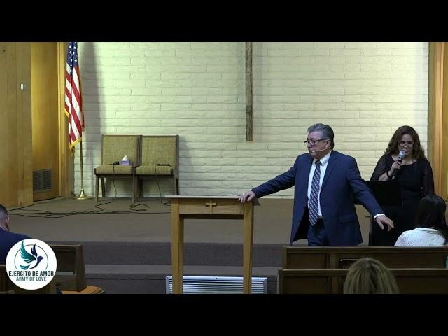 Mi Naturaleza Es Ser Obediente: Pastor Eduardo Urrea 092621