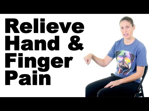 7 Hand Pain & Finger Pain Treatments - Ask Doctor Jo