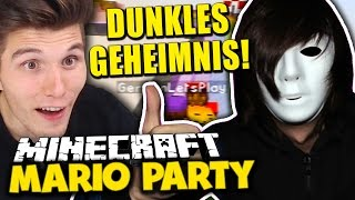 GERMANLETSPLAYS ´s DUNKLE VERGANGENHEIT! ✪ Minecraft Mario Party mit GermanletsPlay