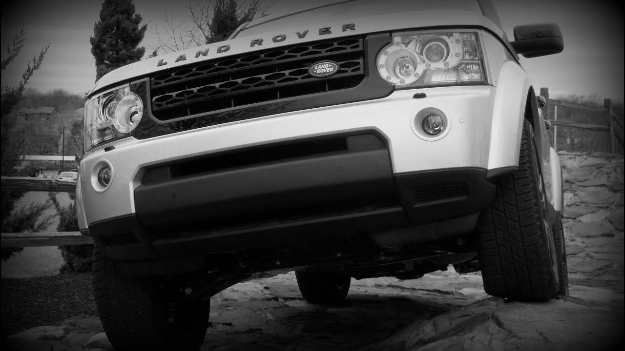 2013 Land Rover Lr4 On Aristocrat Motor 39 S Off Road Course