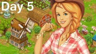 Good Game Big Farm, Day 5 [Gameplay]