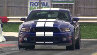 Road Test: 2013 Ford Shelby GT500