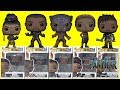 Marvel Studios' BLACK PANTHER Movie Funko Pop Full Set + Avengers Infinity War