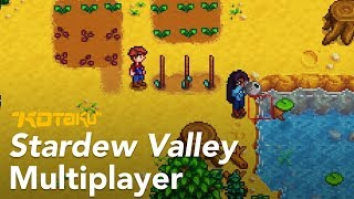 We Played Stardew Valley's Multiplayer Beta