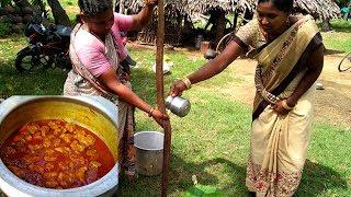 Indian People Cooking &amp Eating Water Snake - How To Cook Water Snake Curry  - Water Snake Recipe