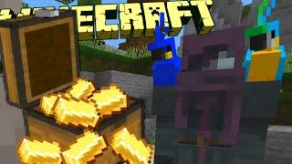 KRADEMO GUSARSKO BLAGO!!! Minecraft epizoda 4.