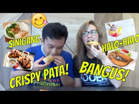 Eating EVERYTHING in the Philippines! - PHILIPPINES VLOG | adobosandwichPH | Episode 19