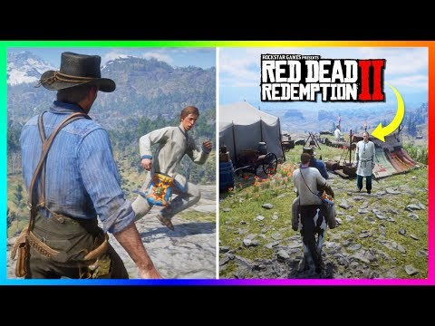 What Happens If Arthur Brings Jamie Back To The Chelonians Instead Of Mary In Red Dead Redemption 2!
