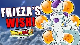 What is Frieza's WISH? Dragon Ball Super: Broly Plot Summary LEAKED!