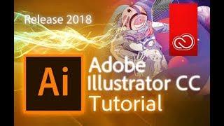 Illustrator CC - Fขll Tutorial for Beginners [+General Overview]