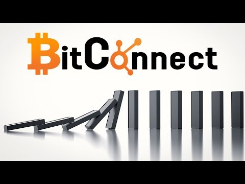 The Collapse of Bitconnect & Tether is Coming