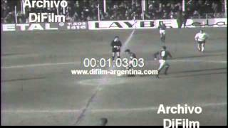 DiFilm - Quilmes vs San Lorenzo de Almagro (1966)