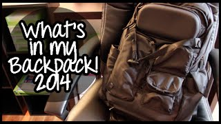 Back to School: What's in my Backpack! - 2014 Thumbnail
