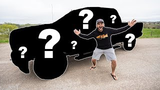 I BOUGHT MY DREAM TRUCK!!! (Full Tour)