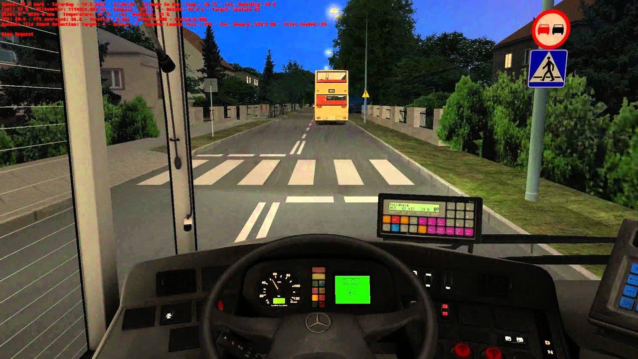 Omsi joyride 17 project szczecin route 63 kollataja for Mercedes benz route 17