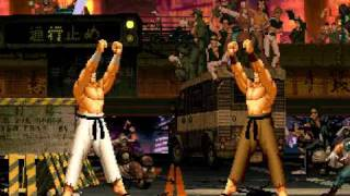 Arcade Longplay [194] The King of Fighters 94