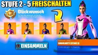 FREE Utopia Skin Styles 🔑 ALL Helmets | Fortnite Fortbyte German