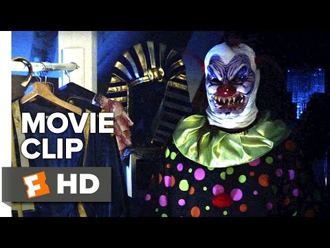 Boo! A Madea Halloween Movie CLIP - Attic Clown (2016) - Tyler Perry Movie