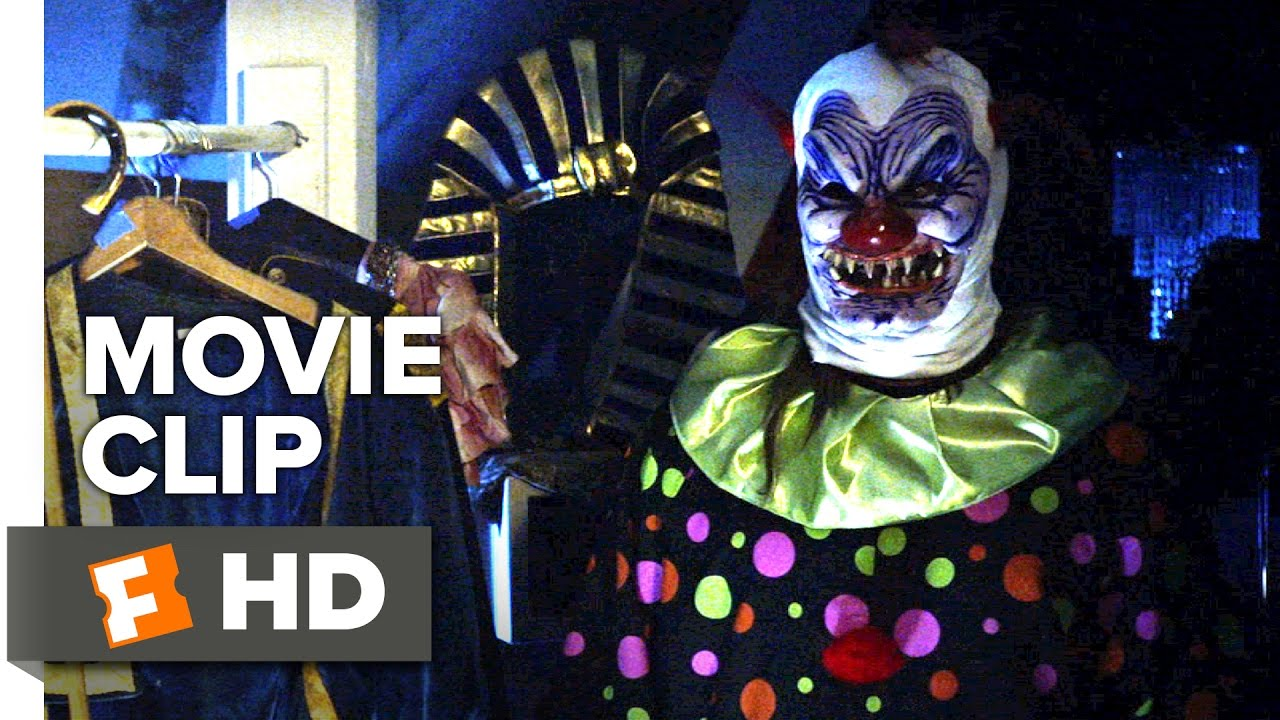 Boo! A Madea Halloween Movie CLIP - Attic Clown (2016) - Tyler Perry Movie