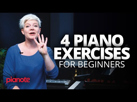 Piano Exercises For