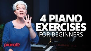 Download song Piano Exercises For Beginners (Speed, Dexterity, Hand Independence, Control)