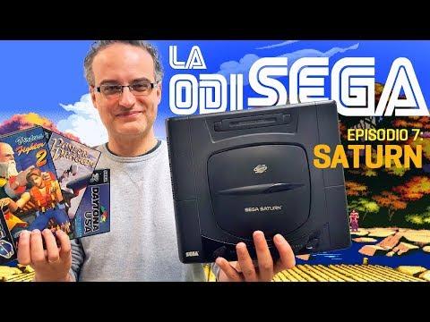 Unboxing y curiosidades de Sega Saturn - La OdiSEGA ep. 7