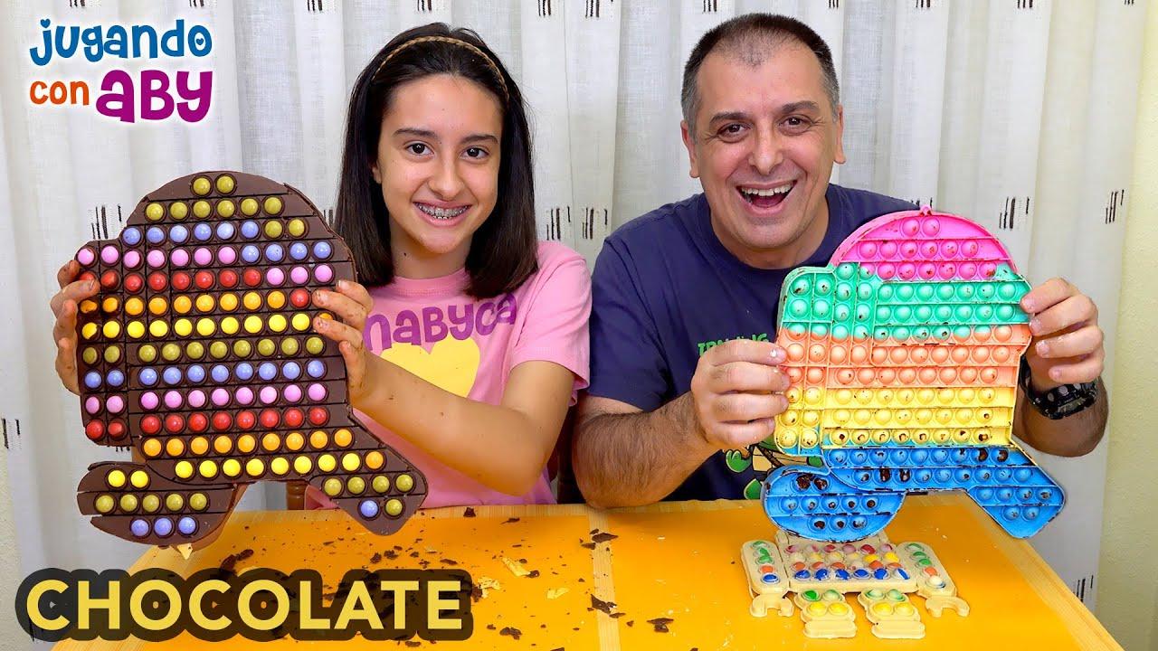 Download POP IT DE CHOCOLATE super divertido | ABY