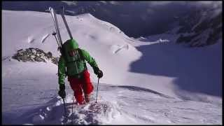 Mont Blanc North Face Ski Descent