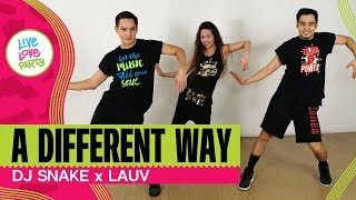 A Different Way by DJ Snake, Lauv   Live Love Party™   Zumba®   Dance Fitness