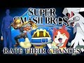 Super Smash Bros Ultimate - Rate Their Chances [16] Reckless Safety Notice Guy, Magolor & More!