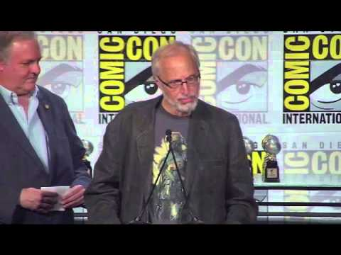 SDCC2014 Bill Finger Award presentation ceremony