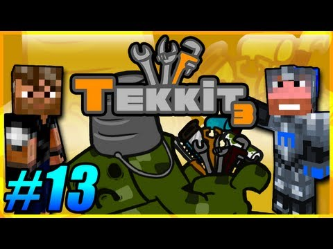 Tekkit Pt.13 |I Like Gold LLC.| Solar power