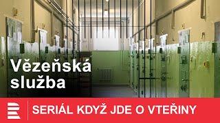 Když jde o vteřiny: Jak vypadá práce vězeňských dozorců?