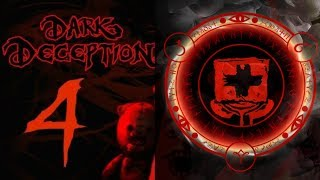 Dark Deception - Chapter 4 The Nurse Theory and Speculation!!!