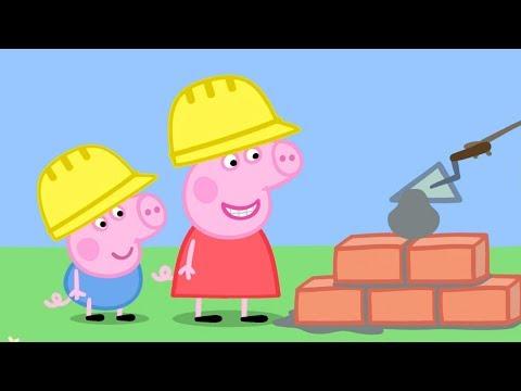 Świnka Peppa 💖 Nowy Dom 💚 Bajki Po Polsku | Peppa po Polsku from YouTube · Duration:  45 minutes 46 seconds