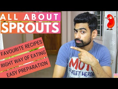 ALL ABOUT SPROUTS - Easy Preparation, Recipes & Benefits!