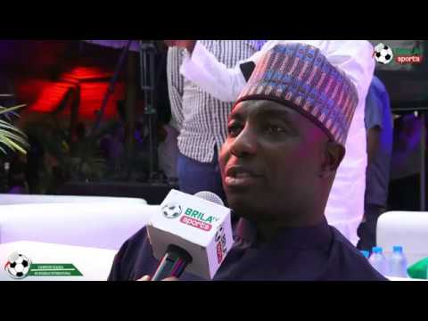 'Don't Underestimate Any Team'- World Cup Moments With Samson Siasia
