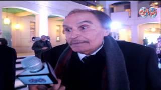 أخبار اليوم | عزت العلايلى: الفنان الحقيقي لايهمه المال ولكن يهمه الجوائز لأنها تسجل في التاريخ