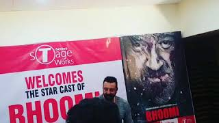 15/9/2017 BHOOMI PROMOTION IN T-SERIES 😍😍😍