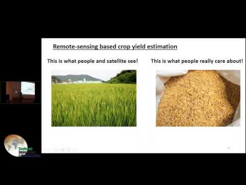 Crop Yield Estimation from Satellite for Tropical Agriculture
