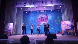 """Команда КВН """"Банда Панда"""" ХЗОШ №25"""