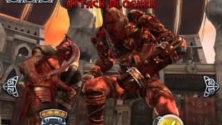 Blood & glory 2 legend : battle 10-5 gameplay on ipad retina display hd