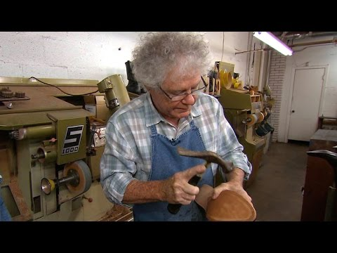 A Texas Tradition: Cowboy Bootmaker